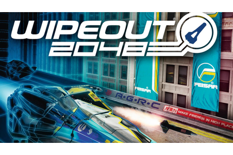 CGRundertow WIPEOUT 2048 for PlayStation Vita Video Game ...