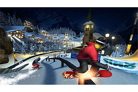 Shaun White Snowboarding: World Stage Review for Nintendo Wii