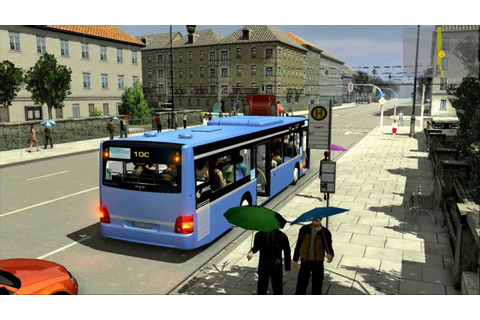 City Bus Simulator Munich 2 CBS2 [1080p] - YouTube