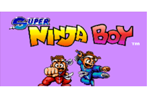 Super Ninja Boy Download Game | GameFabrique