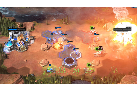 EA's Command & Conquer: Rivals mobile game isn't that bad ...
