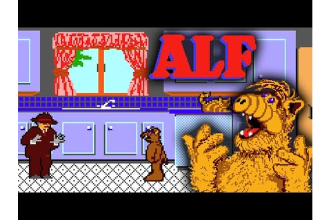 ALF - Sega Master System Game [COMPLETE] - YouTube