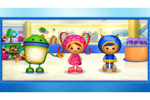 12 Team Umizoomi Mighty Math Missions Toy store adventure ...