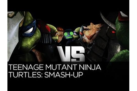 Teenage Mutant Ninja Turtles: Smash-Up | Gameplay Clip 3 ...