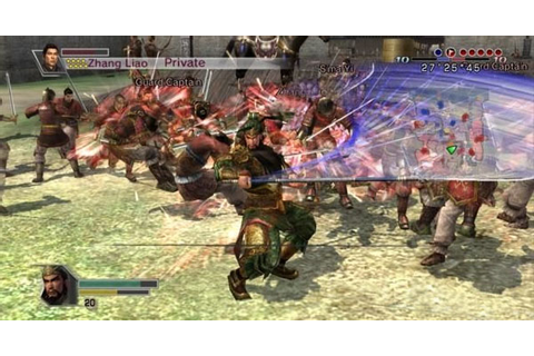 Dynasty Warriors 5: Empires Xbox 360 review - DarkZero