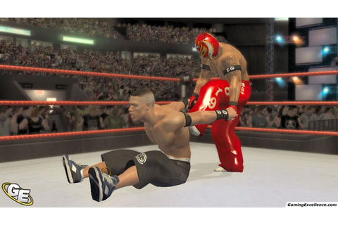 WWE SmackDown! vs. RAW 2007 Review - GamingExcellence
