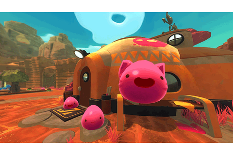 Save 50% on Slime Rancher on Steam