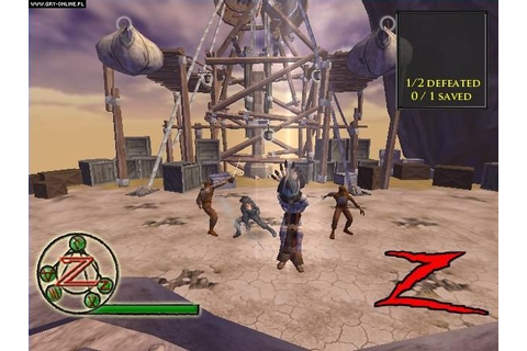 The Destiny of Zorro - screenshots gallery - screenshot 1 ...