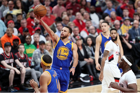 Watch Portland Trail Blazers vs Golden State Warriors Game ...