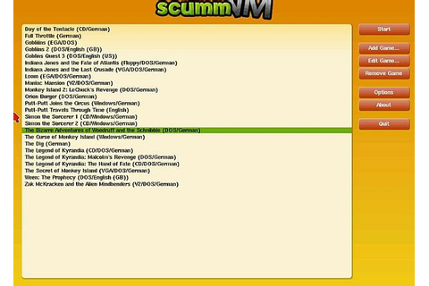 Indie Retro News: ScummVM v2.0.0 - The best way to play ...
