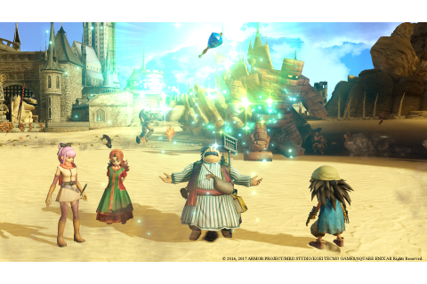 Dragon Quest Heroes II Review | RPG Site