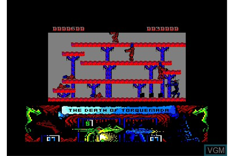 Nemesis the Warlock for Amstrad CPC - The Video Games Museum