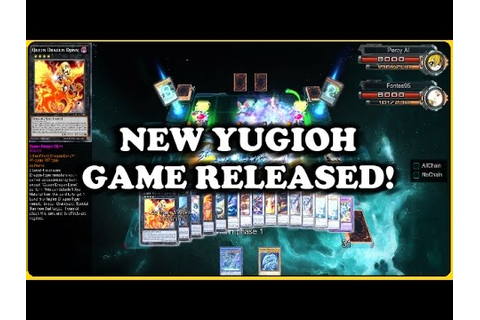 "NEW YU-GI-OH PC GAME RELEASED! - ""YGO PRO 2"" - 3D Online ..."