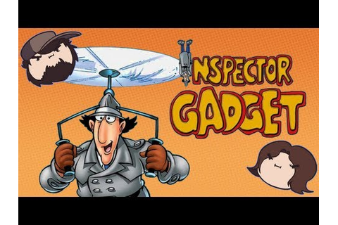Inspector Gadget - Game Grumps - YouTube