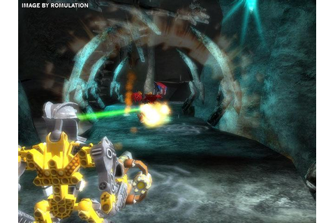 Bionicle Heroes (USA) PS2 / Sony PlayStation 2 ISO ...
