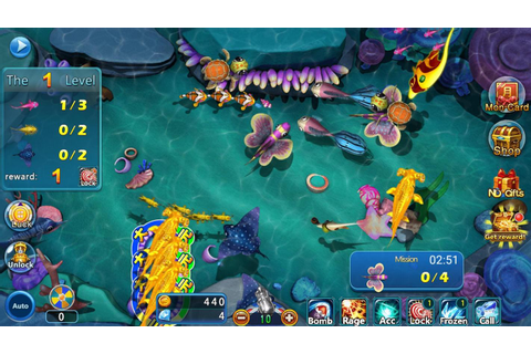 Fishing Games FIsh Live Diary Gun Shot tembak ikan for ...