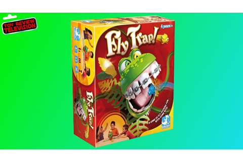 Fly Trap Board Game From Esdevium Games Toy Review ...