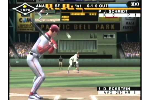 High Heat Major League Baseball 2004 Trailer - YouTube