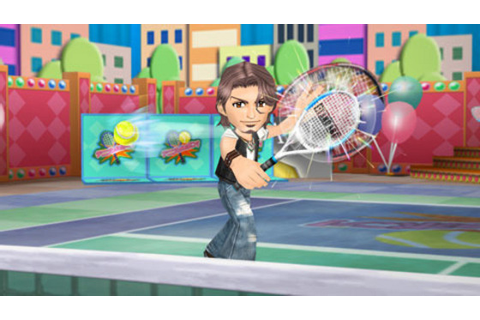 Recensione di Everybody's Tennis per PlayStation PSP ...