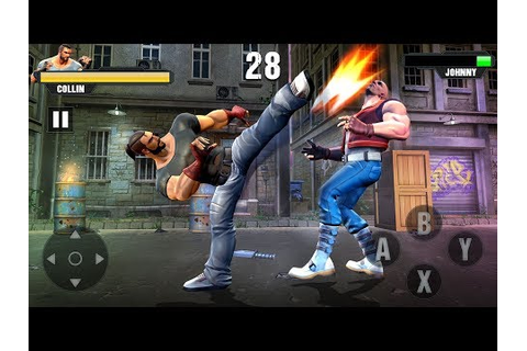 Extreme Fight Street Revenge: Fighting Game 2018 - Apps on ...