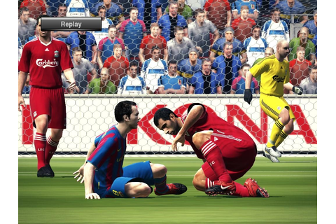 Pro Evolution Soccer - PES 2010 Free Download for Windows ...