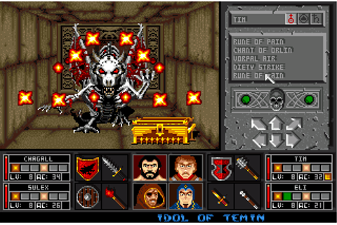 Download Black Crypt (Amiga) - My Abandonware