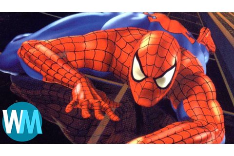Top 10 Best Spider-Man Games - YouTube