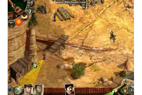 Desperados Wanted Dead Or Alive Mission 19 Part 1 - YouTube