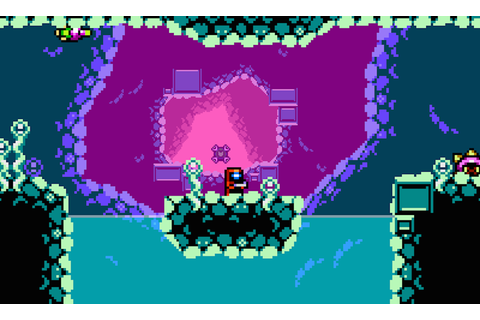 Xeodrifter is a 3DS Metroidvania Game From Mutant Mudds ...