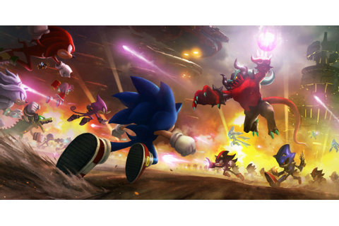 Sonic Forces Download PC - Full Game Crack for Free ...