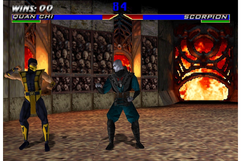 Mortal Kombat 4 | The Video Games Tribe