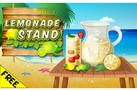 Lemonade Stand - Cooking Games - Android Apps on Google Play