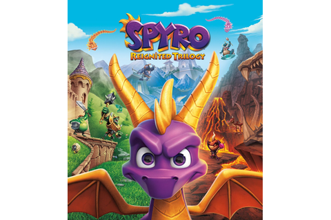 Spyro Reignited Trilogy - Wikipedia