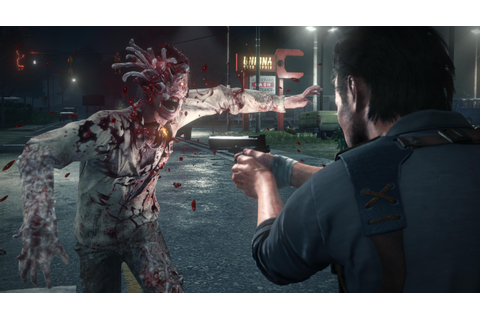 Meet The Evil Within 2's mysterious Father Theodore - VG247