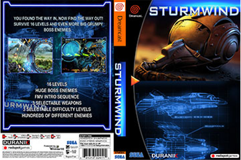 Sturmwind (DC) - The Cover Project