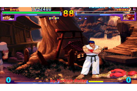 Street Fighter III: New Generation (Arcade) - (Ryu - Hard ...
