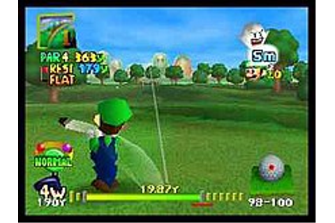 Mario Golf (video game) - Wikipedia