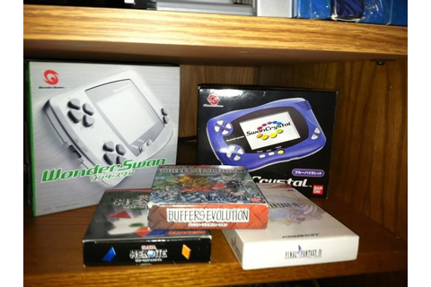 Game.Com, Mega Duck, Wonderswan, Pokemon Mini and More!