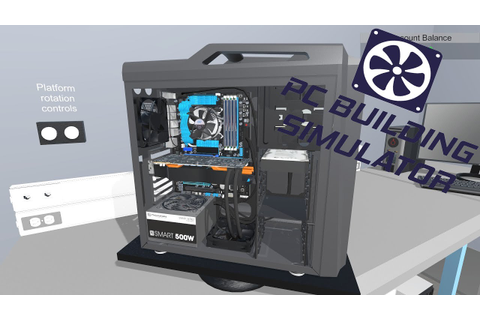 PC Building Simulator - This Is My Type Of Game!! - YouTube