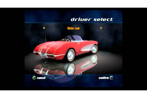 Classic Game Room - CORVETTE review for PS2 - YouTube