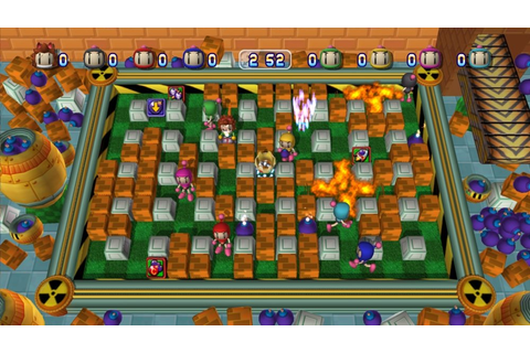 Bomberman Battlefest explodes onto Xbox One via backwards ...