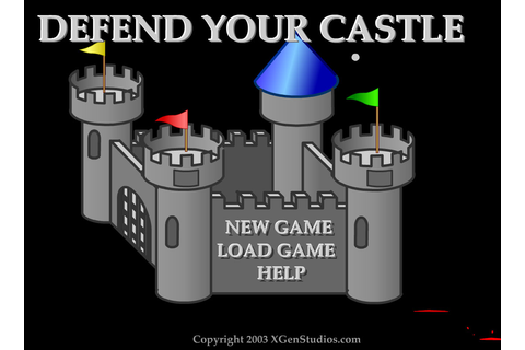 Top Spec Gaming: Defend Your Castle