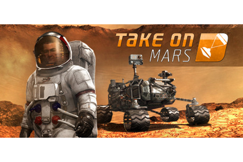Take On Mars on Steam