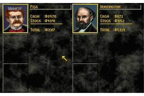 1830: Railroads & Robber Barons Download (1995 Strategy Game)