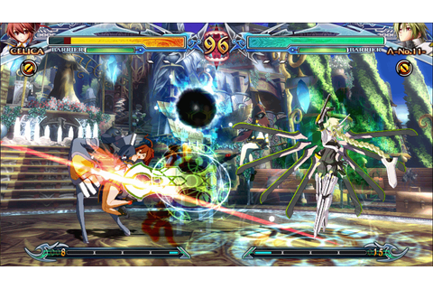 BlazBlue: Chrono Phantasma EXTEND on PS Vita | Official ...