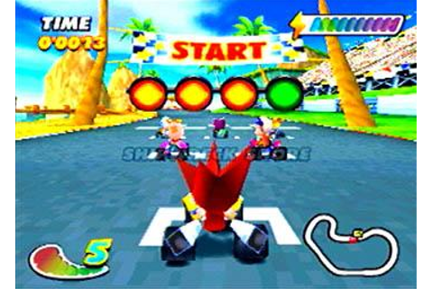 Screens: Speed Freaks - PlayStation (10 of 10)