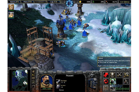 Free Game Warcraft 3 Reign of Chaos Download Full Version