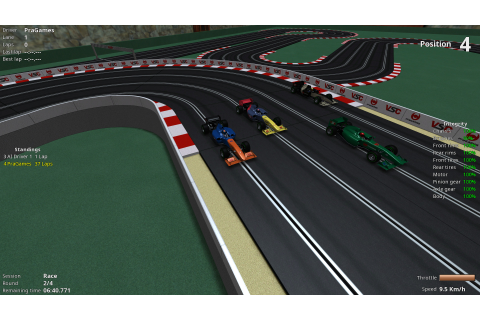 Virtual SlotCars on Steam