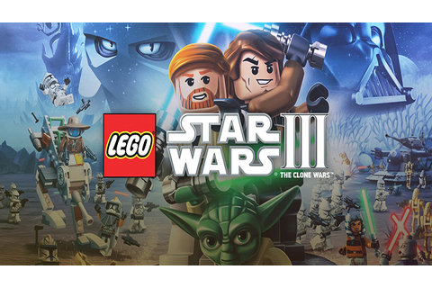 LEGO Star Wars III: The Clone Wars - Download - Free GoG ...