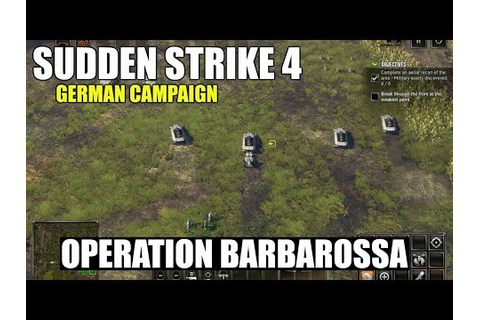 "Sudden Strike 4 German Campaign ""Operation Barbarossa ..."